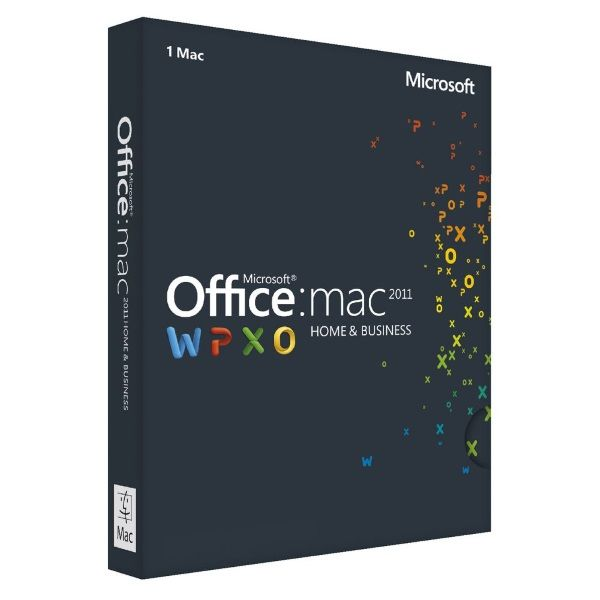 Microsoft Office for Mac Home and Business 2011 Product Key + Download Link (2-Licenses)