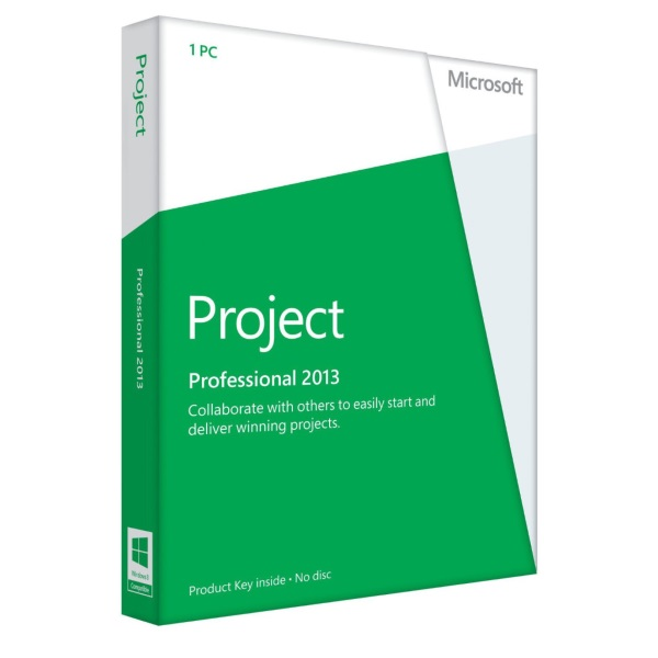 Microsoft Project Professional 2013 Product Key + Download Link