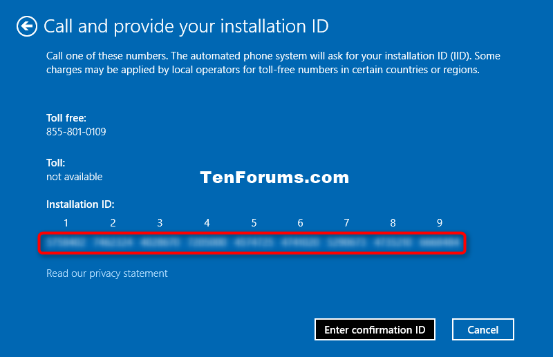 windows 10 product activation code