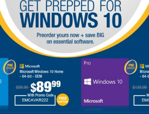 Microsoft Promo Codes Offer Promotion On Windows 10 Pro To Students