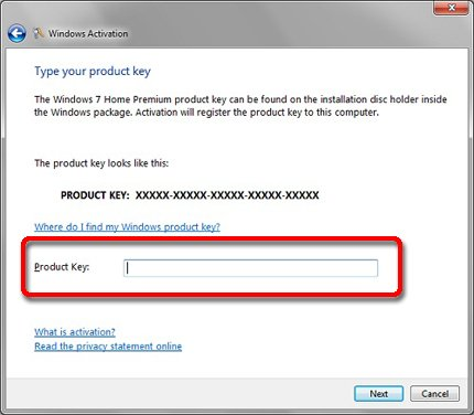 Windows 7 Professional Product Keys 64-bit & 32-bit Free